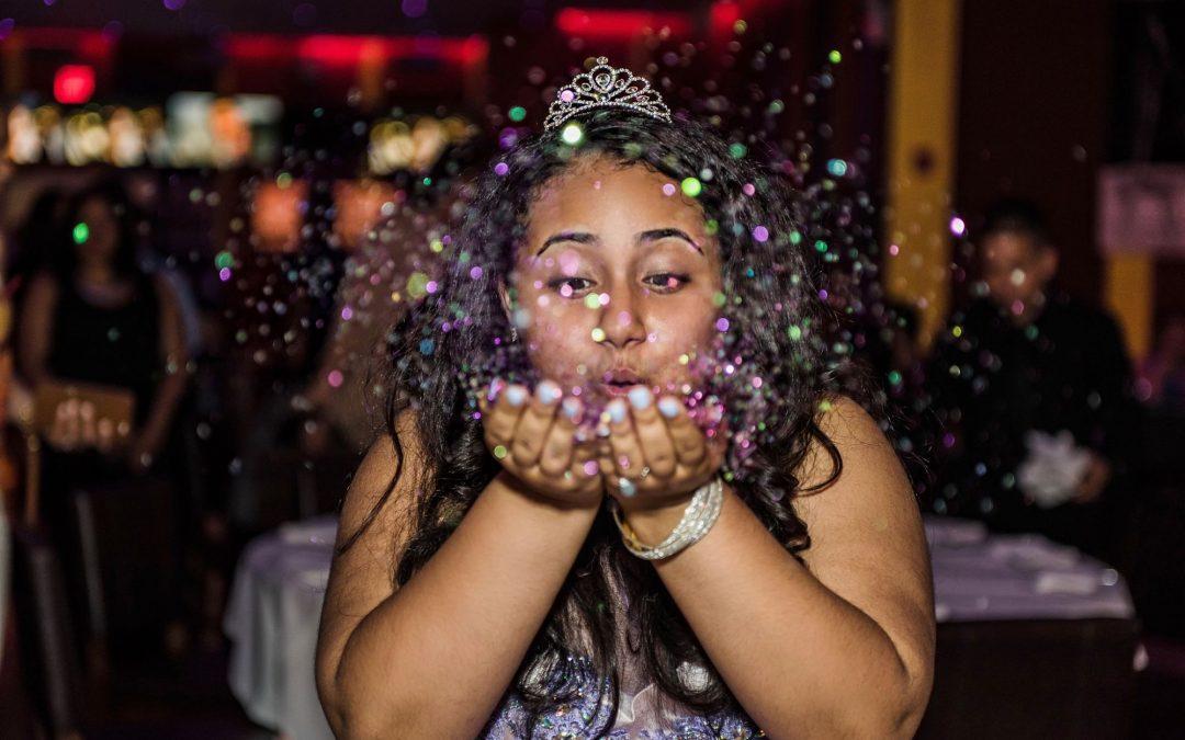 Kelsey's Sweet Sixteen Celebration